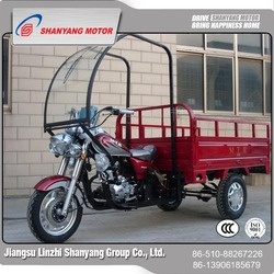 China wholesale websites 150cc cargo tricycle with cabin / three wheel motorized adult tricycles