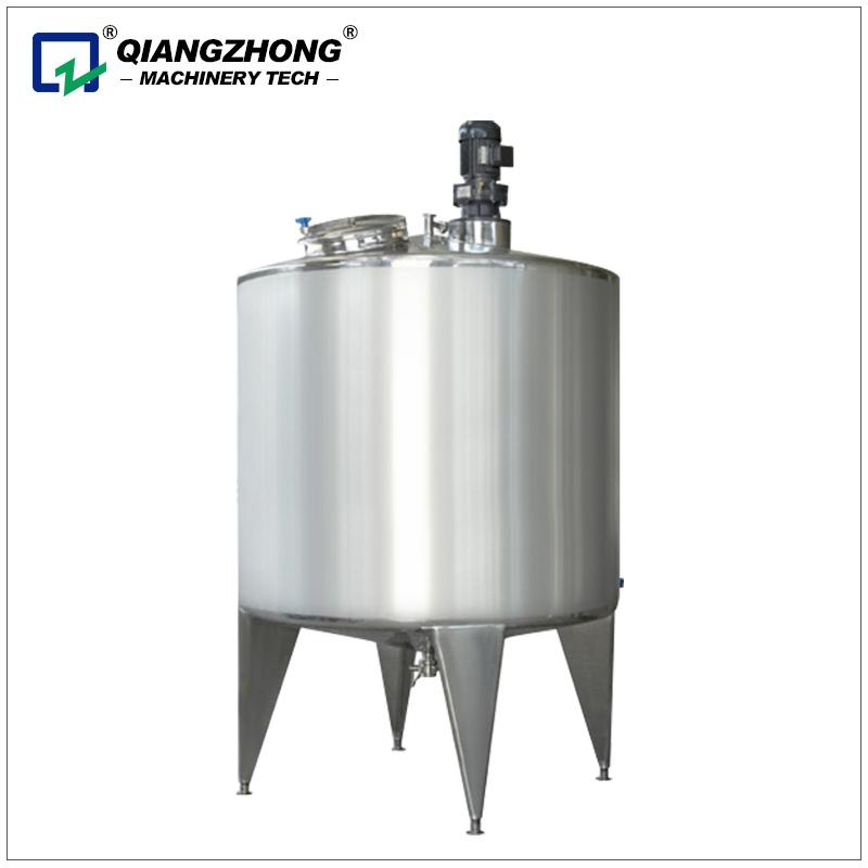 1500 litros de bebida que faz a máquina/bebida de mistura misturador de aço inoxidável tanque de fermentação