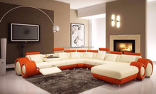 China Custom Living Room sectional Soft low price Comfortable Sofa Set