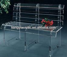 Plexiglass Living Room Chair,acrylic bench