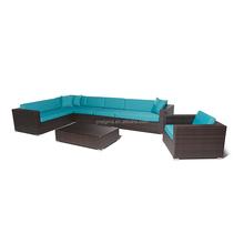 2015 Hot sale Outdoor plastic cane and bamboo cebu used furniture
