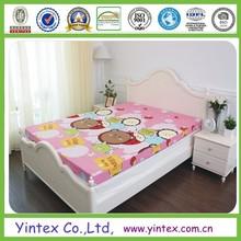 Sleep Well Memory Foam Thin Mattress Pad ,Best Memory Foam Mattress Beds