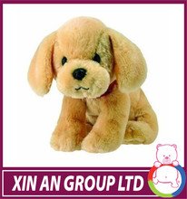 AD58/ASTM/ICTI/SEDEX fresh fashion model plush dog with long plush