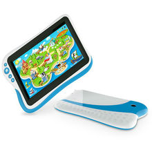 """2014 hot selling 7"""" tablet PC for kids learning and entertainment"""