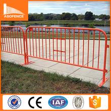 Crowd Control decorative barrier fence