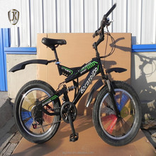 20 double suspension moutain bike hot sale bicycle in Uzbekistan