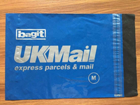 Plastic Express Courier Postal Package bag/UK mail bag/express Bag