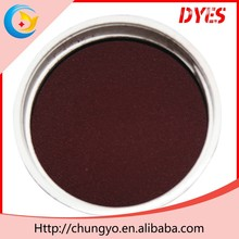 Popular direct scarlet 4BS fabric dye wholesal for Uzbekistan