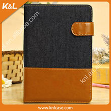 tablet PU leatherCase for iPad Air, iPAD4, PU leather sleeve case ,cowboys