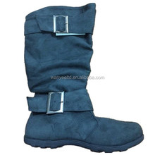 Wholesale lady fashion female boots high heel sexy winter boots with good quality