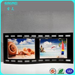 KM-BP10 High Quality 2015 creative film type happy day's acrylic sheet photo frame