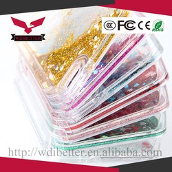 PC Transparent Plastic Cases For Iphone 6 Plus Cell Phone Crystal Clear Transparent Back Cases Cover