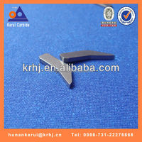 Cross country ski pole carbide tip made from tungsten carbide, tungsten carbide tip