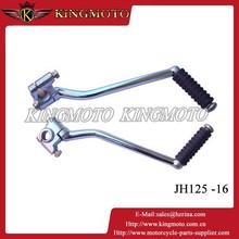 Motorcycle Kick starter,kick start lever,kick start padel,parts for JIALING JH70,JH90,JH100,JH125,JH150,JH200,JH250