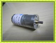 LT25GA370 quiet high torque dia 25mm gear box reversible 12v variable speed dc motor 500rpm