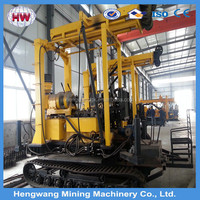 Cheap and fine rotary drilling rig/water well drilling machine