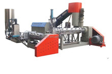 Plastic film pellet extruder machine from JIN JIN
