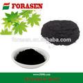 polvo de carbón activado para la eliminación de olores