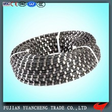 Good quality diamond rope saw,diamond wire saw used for stone cutting machine