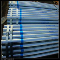 HDG ms Steel pipe manufacture