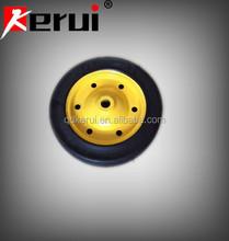 """wheel barrow solid rubber wheels 7"""" 8"""" 13"""" 14"""" 15"""""""