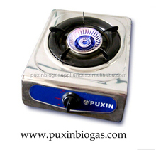 Excellent Commercial Economical Gas Stove Single Burner for Cooking in Biogas
