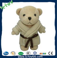 Special cream Stuffed Plush Baby Teddy Bear Soft Animal Toy