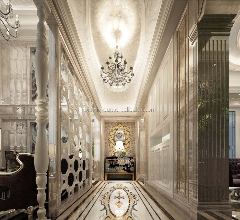 Professional 3d Rendering Interior Design For Classic Royal French ...