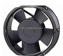 AC motor draught fan