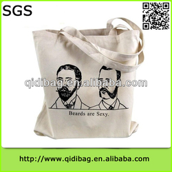 Promotional stylish handmade linen bag