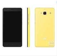 Android 4.4 Xiaomi Redmi 2 Phone Hongmi 2 MSM8916 Quad Core 4G FDD LTE WCDMA Android 4.4 MIUI 6 2G RAM IPS Red Rice 2