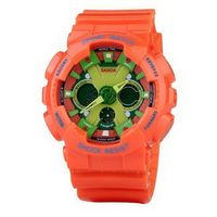 Top level hot-sale girls fashion plastic watch