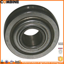 agricultural bearings for harvester with square bore bearing