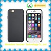 Plastic with Microfiber inside case for iphone 6 edge
