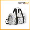 Korea luggage bag,waterproof duffle bag,nylon travel bag