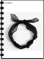 2014 New Fashion Net Head Band For Women