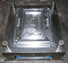 plastic injection mold with many enjector pin