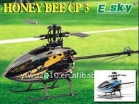 2.4G HONEY BEE CP3 6CH remote helicopter