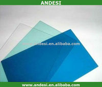 Widely used Polycarbonate canopy material
