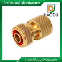 JD-2225 New Brass Garden Hose Adapter