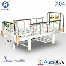 Hospital Paediatric Bed With Two Functions