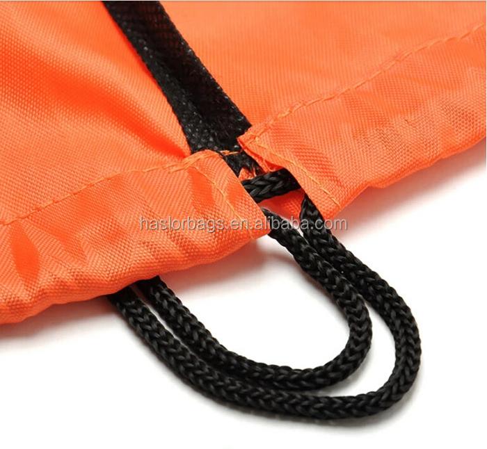 Glissière cordon mignon sac à dos avec casque fente