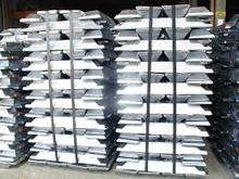 aluminium ingots 99.7% high quality