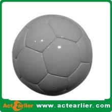 2.7mm pvc plain white football