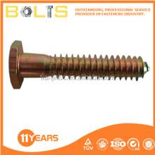 M8 aluminum wood screw making machine