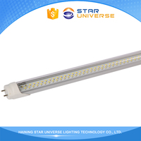 High performance wide beam angle t8 led tube 8 school light school