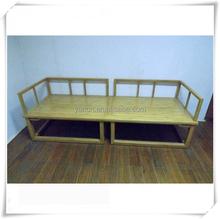 2015 Classic style Bamboo Love seat sofa