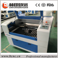 High quality Working Area 9060 co2 laser cutting machine
