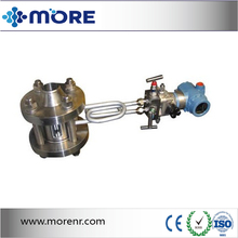 Professional integrative throttling flow meter with CE certificate