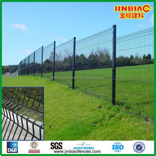 Vinyl Coated Galvanized Metal Wire Mesh Fence (Anping Manufacturer)